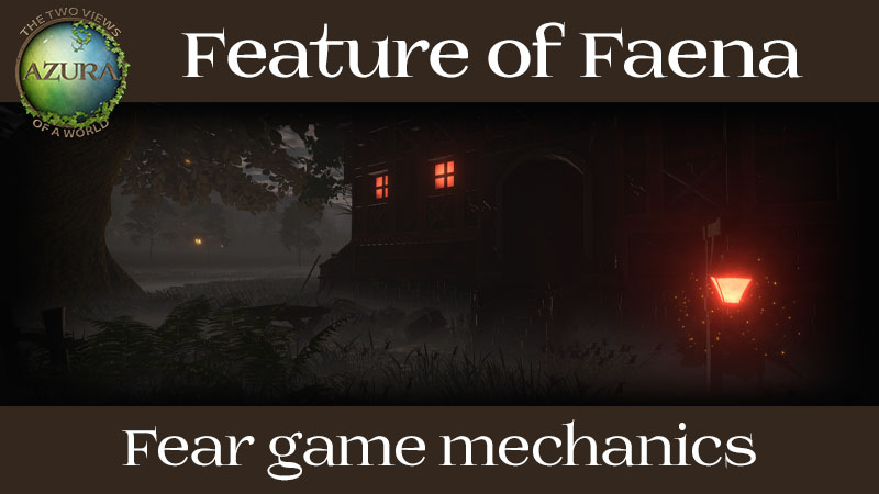 Fear game mechanics