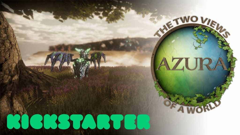 Azura is now on Kickstarter