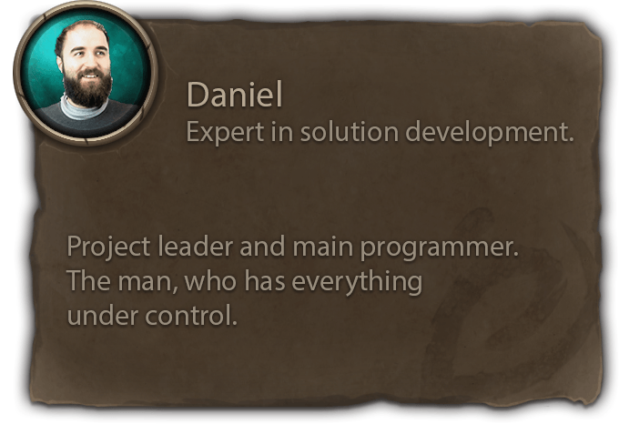 Azura Game Developer Daniel