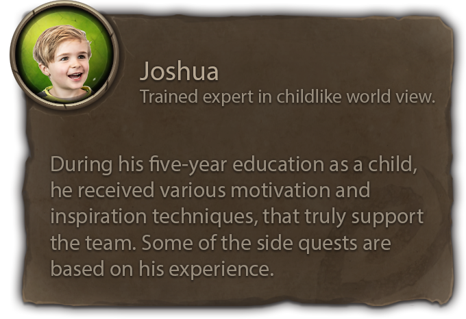 Azura Developer Team Supporter Joshua