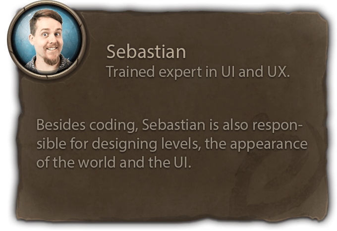 Azura Game Developer Sebastian