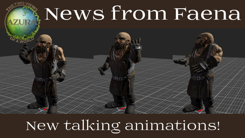 New talking animations incoming!